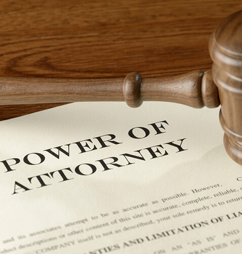 Powers of Attorney | Jackson Associates